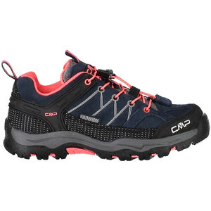 CMP Campagnolo Rigel Low WP Trekking Shoes Barn antracite-red fluo antracite-red fluo
