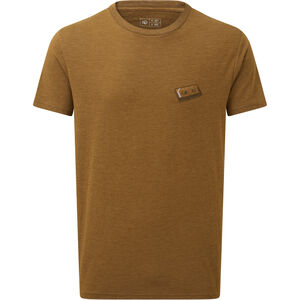 tentree Forest Mix SS Tee Herr Rubber Brown Heather Rubber Brown Heather