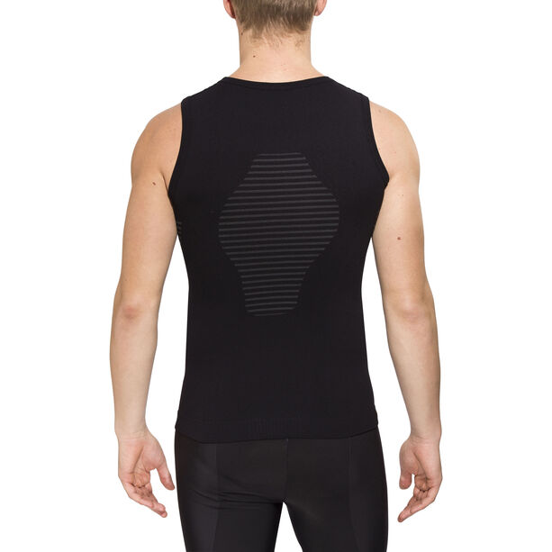 X-Bionic Invent Summerlight Shirt Sleeveless Herr black/anthracite