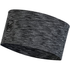 Buff 2 Layers Midweight Merino Wool Headband graphitehite multi stripes graphitehite multi stripes