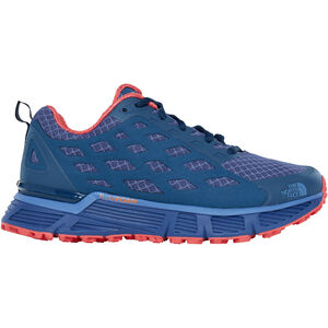 The North Face Endurus TR Trail Running Shoes Dam coastal fjord blue/cayenne red coastal fjord blue/cayenne red