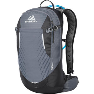 Gregory Endo 15 3D-Hydro Backpack Herr carbon black carbon black
