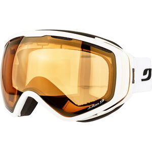Julbo Titan Gold Flash Herr white-black/zebra/gold flash white-black/zebra/gold flash