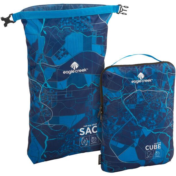 Eagle Creek Pack-It Active Essential Set earthview blue
