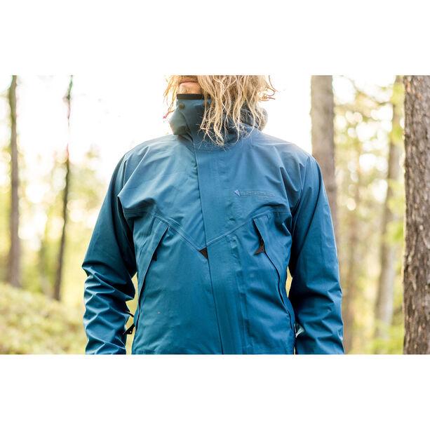Klättermusen Allgrön Jacket Herr blue sapphire