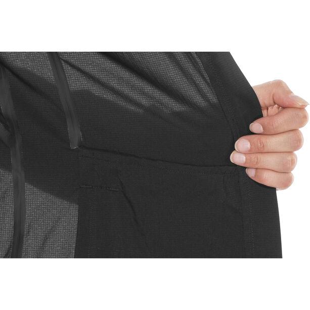 Arc'teryx A2B Windbreaker Jacket Dam black