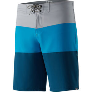 NRS Benny Shorts Herr gray/blue gray/blue