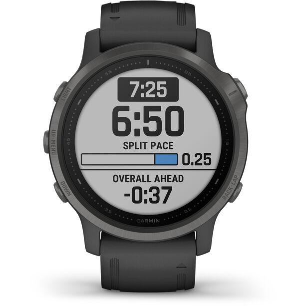 Garmin Fenix 6S Sapphire Smartwatch black