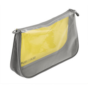 Sea to Summit See Pouch Medium lime/grey lime/grey