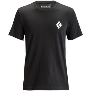 Black Diamond Equipment For Alpinists S/S Tee Herr black black