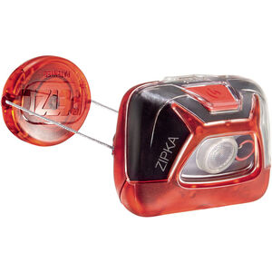 Petzl Zipka red red