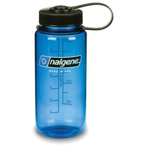 Nalgene WideMouth Tritan Flask 500ml slate tritan slate tritan