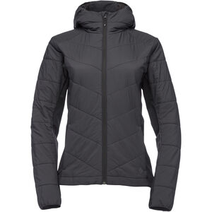 Black Diamond Aspect Wool Hoody Dam Black Black