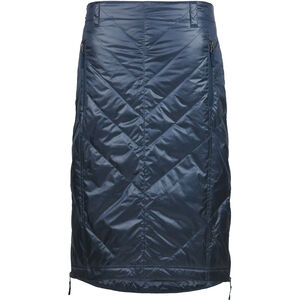SKHoop Mary Mid Down Skirt Dam Navy Navy