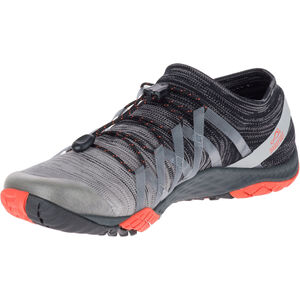 Merrell Trail Glove 4 Knit Shoes Herr charcoal
