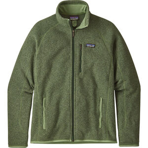 Patagonia Better Sweater Jacket Herr Matcha Green Matcha Green