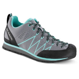 Scarpa Crux Air Shoes Dam smoke-ice green smoke-ice green