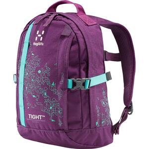 Haglöfs Tight Junior 8 Backpack Barn purple crush/crystal lake purple crush/crystal lake