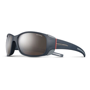 Julbo Monterosa Spectron 4 Sunglasses dark blue/gray/coral-brown flash silver dark blue/gray/coral-brown flash silver