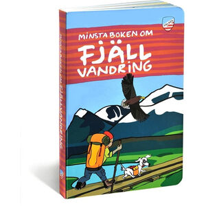 Calazo Minsta boken om fjällvandring Barn