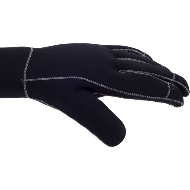 Sealskinz Neoprene Gloves Herr black/charcoal