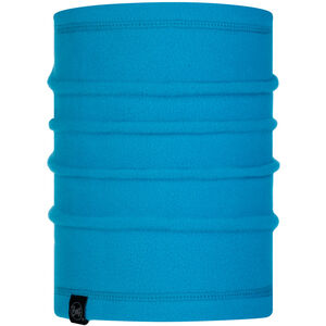 Buff Polar Neckwarmer Barn solid blue mine solid blue mine