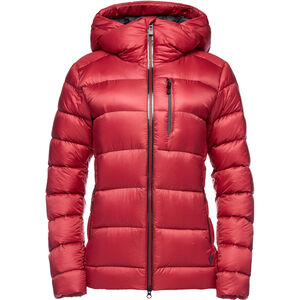 Black Diamond Vision Down Parka Dam Wild Rose Wild Rose