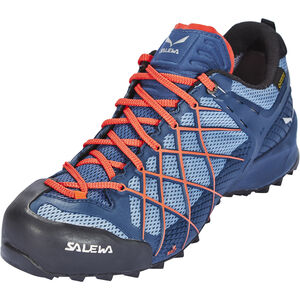 SALEWA Wildfire GTX Shoes Herr dark denim/papavero dark denim/papavero