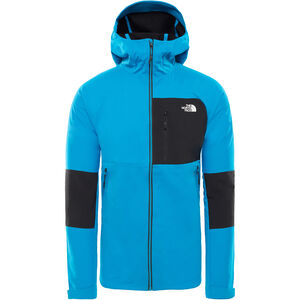 The North Face Impendor Windstopper Hoody Jacket Herr hyper blue/tnf black hyper blue/tnf black