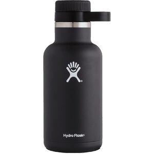 Hydro Flask Wide Mouth Beer Bottle 1900ml black black