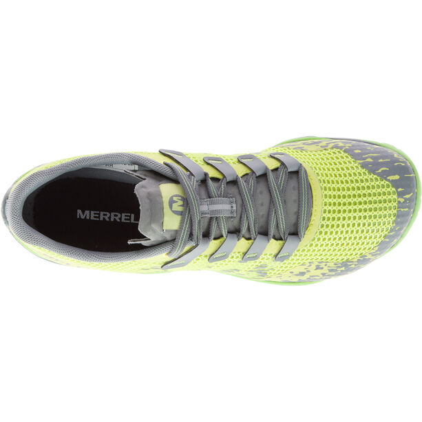 Merrell Trail Glove 5 Shoes Dam sunny lime sunny lime