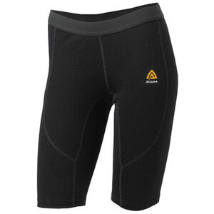 Aclima Warmwool Longs Dam black black