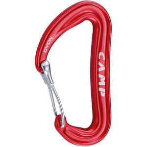 Camp Dyon Carabiner red red