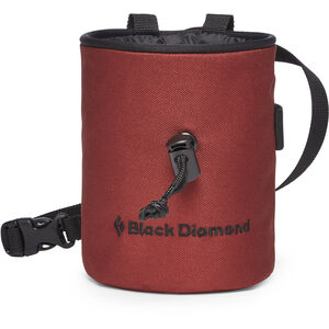 Black Diamond Mojo Chalk Bag red oxide red oxide