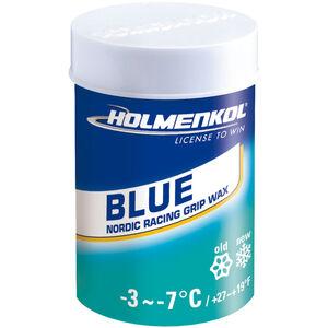 Holmenkol Grip Grip Wax 45g blue blue