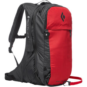 Black Diamond Jetforce Pro Avalanche Backpack 25l Red Red
