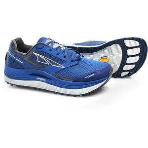 Altra Olympus 2.5 Trail Running Shoes Herr blue blue