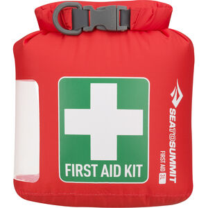Sea to Summit First Aid Dry Sack Overnight red red