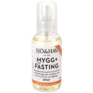Sjö & Hav Mygg+Fästing Spray 75ml