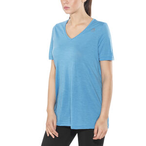 Aclima LightWool Loose Fit T-shirt Dam blithe blithe