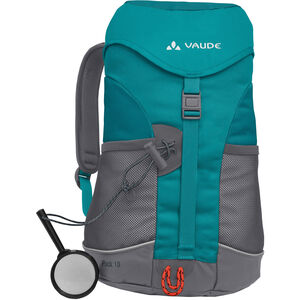 VAUDE Puck 10 Backpack Barn green spinel green spinel