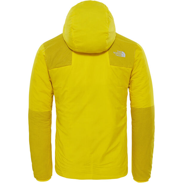 The North Face Summit L3 Ventrix Hoodie Herr canary yellow