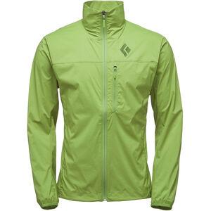 Black Diamond Alpine Start Jacket Herr verde verde