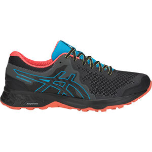 asics Gel-Sonoma 4 Shoes Herr black/island blue black/island blue