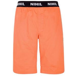 Nihil Wave Shorts Herr orange flamingo orange flamingo