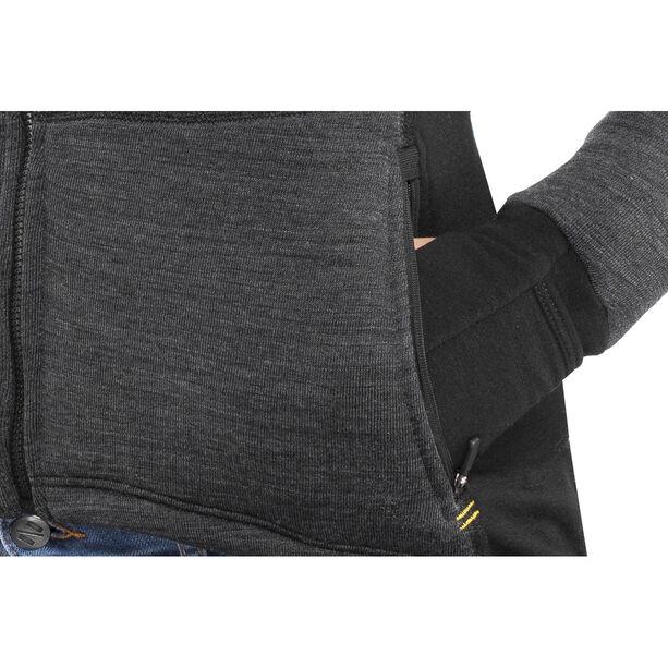 Devold Tinden Spacer Jacket with Hood Dam anthracite