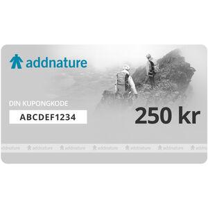 addnature Gift Voucher 250 kr