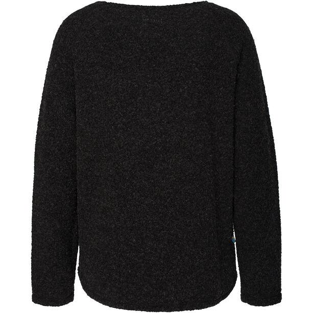Varg Fårö Wool Jersey Dam dark anthracite