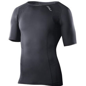 2XU Compression S/S Top Herr black/black black/black