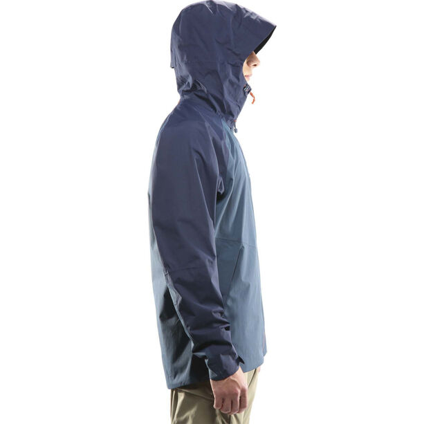 Haglöfs Esker Jacket Herr blue ink/tarn blue